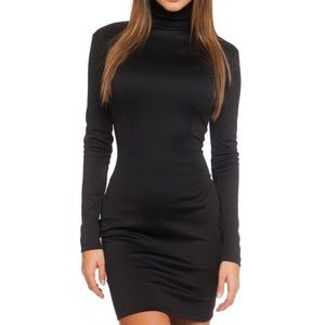Dresses & Skirts - 🆕 Long Sleeve Turtleneck Dress